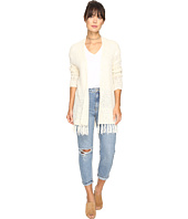 BB Dakota - Murray Cardigan with Fringe Trim