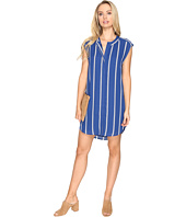 BB Dakota - Zea Virtical Stripe Dress