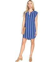 BB Dakota - Zea Virtical Stripe Dress