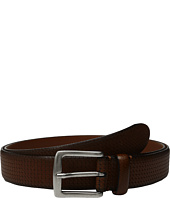 Johnston & Murphy - Cross Hatch Laser - Cut Belt