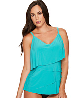 Magicsuit - Solid Chloe Soft Cup Tankini Top