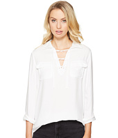 Jack by BB Dakota - Nutmeg Lace-Up Shirt