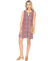 Jack by BB Dakota - Artis Printed Overlap Dress