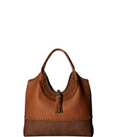 Steven - Jkhloe Hobo Leather Trim