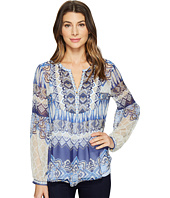 Hale Bob - Cruise Control Washed Silk Georgette Top