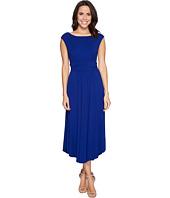 Mod-o-doc - Cotton Modal Spandex Jersey Shirred Waist Tank Dress