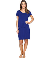 Mod-o-doc - Rayon Spandex Slub Jersey T-Shirt Overlay Dress