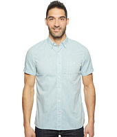 Timberland - Short Sleeve Mill River Cotton/Linen Chambray Shirt