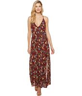 Brigitte Bailey - Amina Spaghetti Strap Floral Maxi Dress