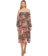 Brigitte Bailey - Petra Off the Shoulder Midi Dress