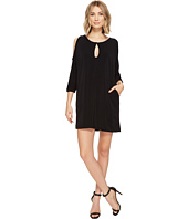 Brigitte Bailey - Shayna Cold Shoulder Dress with Keyhole