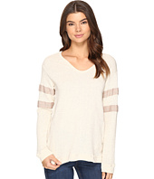 Culture Phit - Liva Long Sleeve Top with Stripes