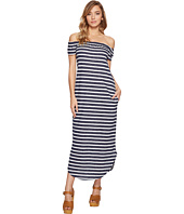 Culture Phit - Joanne Off the Shoulder Striped Dress