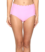 Kate Spade New York - Marina Piccola Scalloped High Waist Bikini Bottom