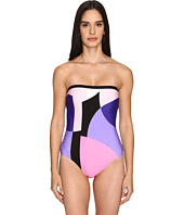 Kate Spade New York - Limelight Bandeau One-Piece