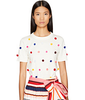 Kate Spade New York - Spice Things Up Pom Sweater