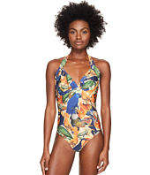 Agua De Coco by Liana Thomaz - Padded Brazilian One-Piece