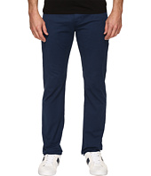 AG Adriano Goldschmied - Matchbox Slim Straight Twill Pants in Nocturnal