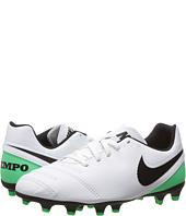 Nike Kids - Jr Tiempo Rio III FG-R Soccer (Little Kid/Big Kid)