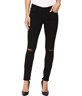 Lucky Brand - Lolita Skinny in Black Destructed