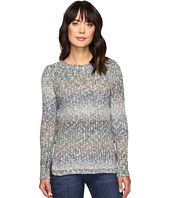 Lucky Brand - Omber Lace-Up Pullover