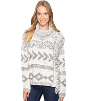 Lucky Brand - Fringe Turtleneck