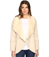 Lucky Brand - Faux Shearling Waterfall Jacket