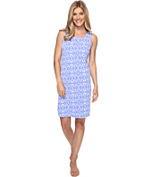 Fresh Produce - Island Batik Square Neck Dress