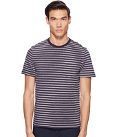 Jack Spade - Short Sleeve Striped Tee