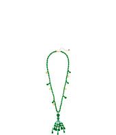 Kate Spade New York - Pretty Poms Tassel Pendant Necklace