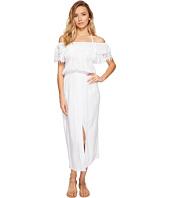 La Blanca - Costa Brava Off the Shoulder Midi Dress Cover-Up