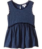 Splendid Littles - Inidgo w/ Lace Trim Swing Top (Infant)