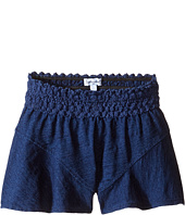 Splendid Littles - Indigo Lace Waistband Shorts (Toddler)