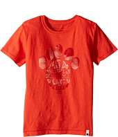 Lucky Brand Kids - Paw Print Tee (Little Kids/Big Kids)