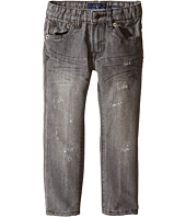 Lucky Brand Kids - Five-Pocket Jeans w/ Patches in Griffin (Toddler)