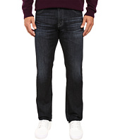 AG Adriano Goldschmied - Matchbox Slim Straight Jeans in 2 Year Deets