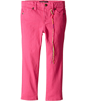 Lucky Brand Kids - Colored Zoe Jeans in Magenta (Toddler)