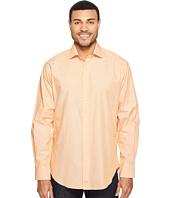 Thomas Dean & Co. - Long Sleeve Mini Stripe Sport Shirt