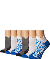 Nike - Dry Cushion GFX Low Training Socks 6-Pair Pack