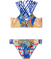 Maaji Kids - Psychodelic Twist Bikini Set (Toddler/Little Kids/Big Kids)