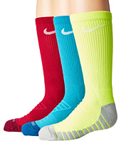 Nike Kids - Dry Cushion Crew Socks 3-Pair Pack (Toddler/Little Kid/Big Kid)