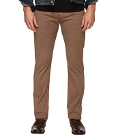 AG Adriano Goldschmied - Matchbox Slim Straight Twill Pants in Baked Clay