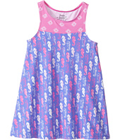 Hatley Kids - Sea Horse Swim Dress Cover-Up (Toddler/Little Kids/Big Kids)