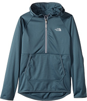 The North Face Kids - Tech Glacier 1/4 Zip Hoodie (Little Kids/Big Kids)