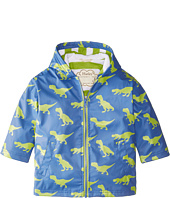 Hatley Kids - T-Rex Silhouette Splash Jacket (Toddler/Little Kids/Big Kids)