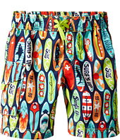 Hatley Kids - Surfboards Boardshorts (Toddler/Little Kids/Big Kids)
