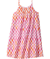 Hatley Kids - Sun-Bleached Ikat A-Line Dress (Toddler/Little Kids/Big Kids)