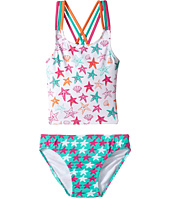 Hatley Kids - Star Fish Tankini Set (Toddler/Little Kids/Big Kids)