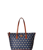 Dooney & Bourke - NFL Zip Top Shopper