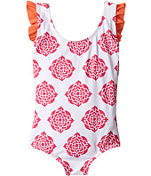 Hatley Kids - Henna Floral Swimsuit (Toddler/Little Kids/Big Kids)